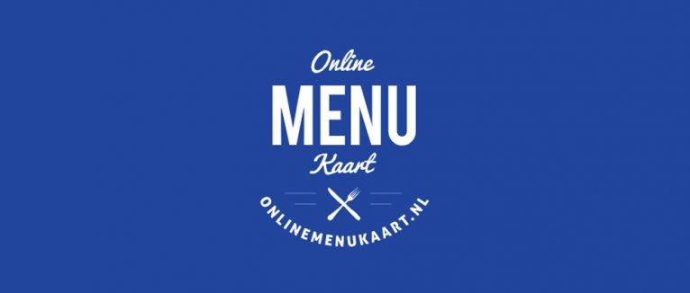 Online Menukaart Volledig Vernieuwd